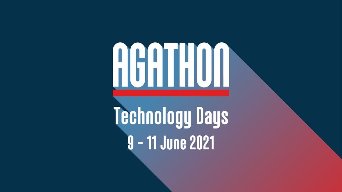 210315_Agathon_Key Visual_Technology Days__1857x1045px