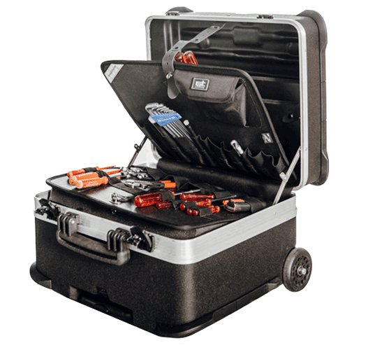 Service-suitcase